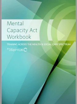 Mental Capacity Act Workbooks